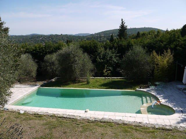 Grand mas provencal, 200m2, PISCINE - Peymeinade - Huis