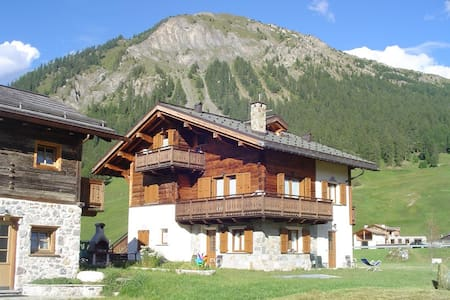 Charming apartment in Livigno - Livigno - Huoneisto