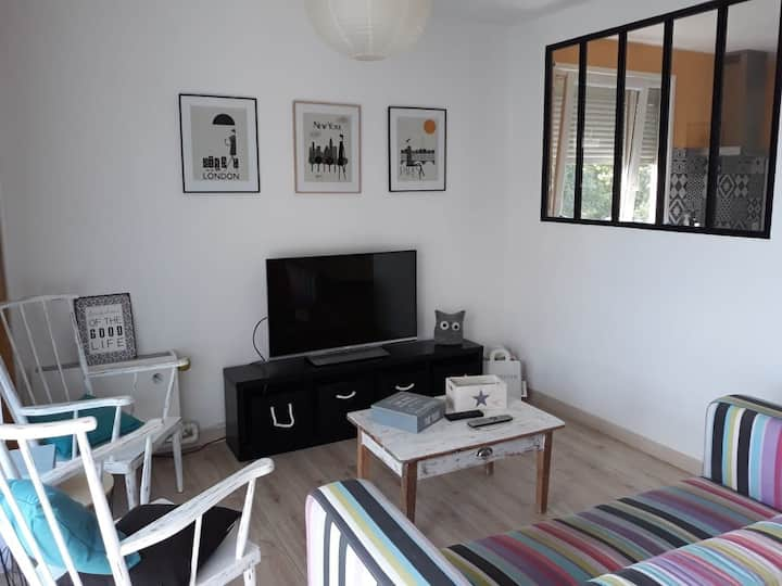 Angers Appartement avec balcon proche centre