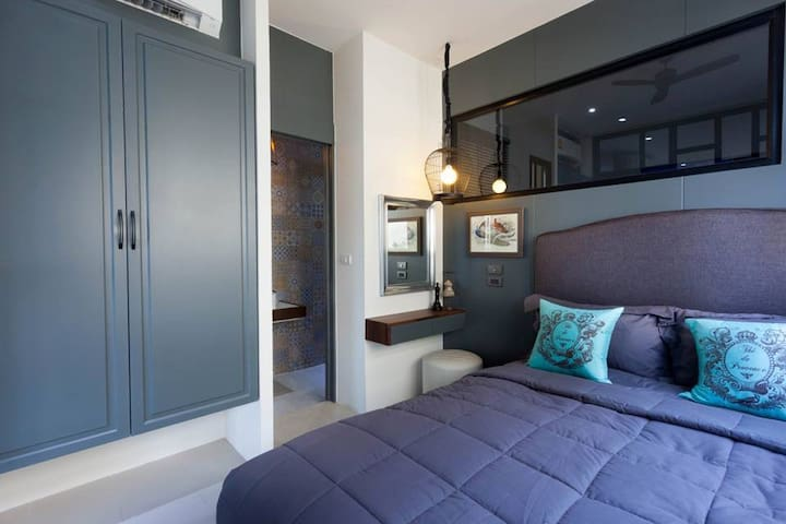 Luxury apartment in 5 minutes walk to Surin