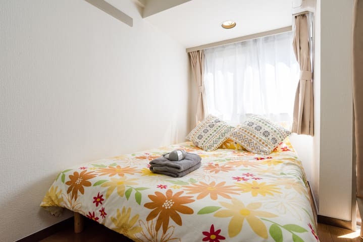 HOYO東京Shibuya#203+WiFi/10min from Shibuya Station
