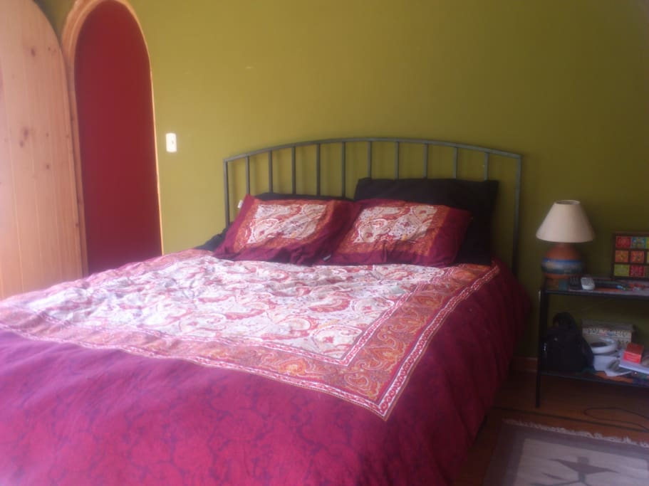 Dubble bedroom