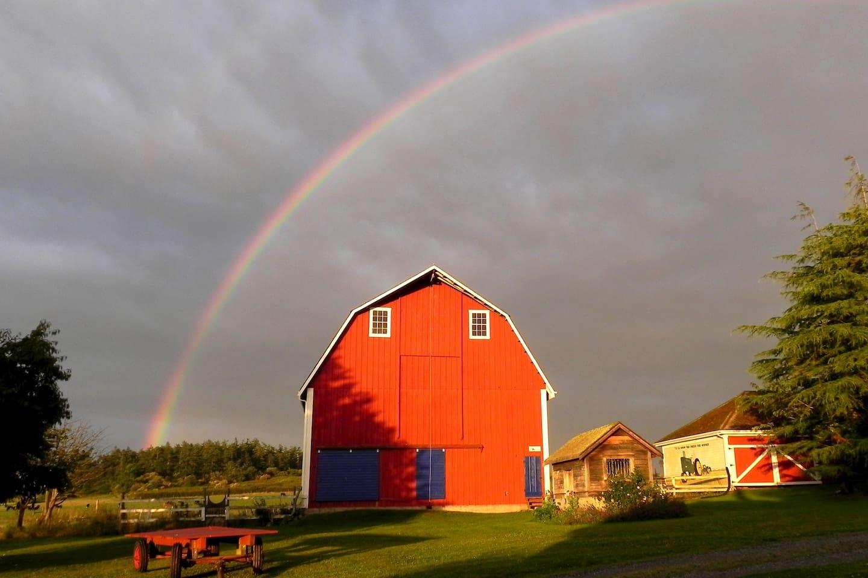 The beautiful Jenne Farm.