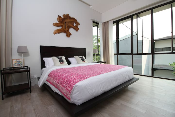Bighaus Coliving#7 Studio+Kitchen near Senayan