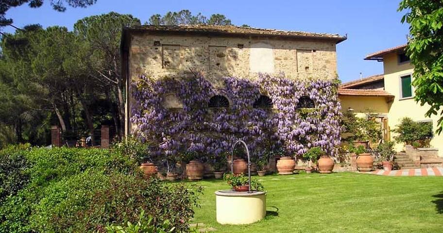 Casa Dante x 7 pax - Country house in Tuscany - Certaldo - Lägenhet