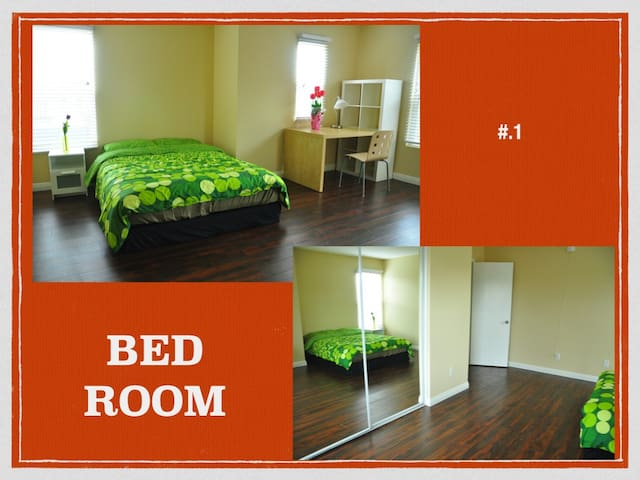Beautiful guest room! - Riverside - House