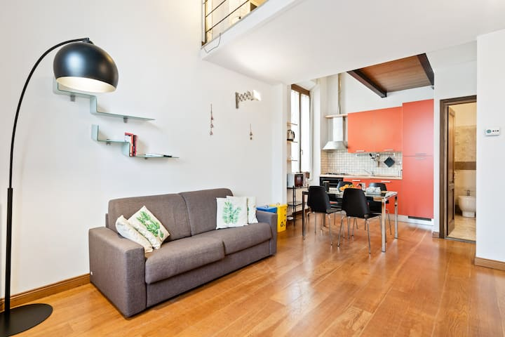 Rifredi & Dalmazia Modern Loft