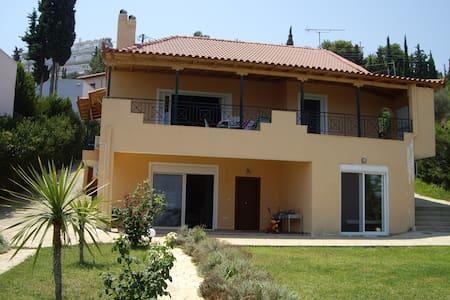 Melissi Villa Sea View - Korinthos