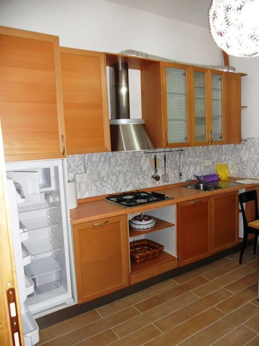 cucina frigo