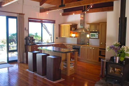 Rarangi Retreat - Rarangi - Bed & Breakfast