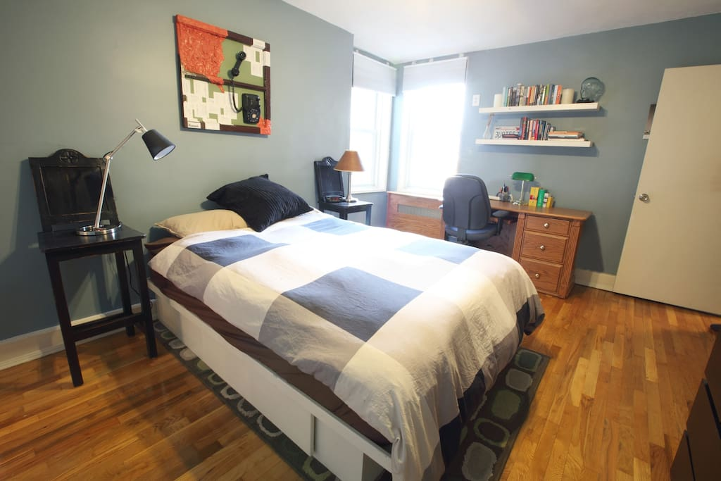 King of queens w private bathroom apartments for rent for Rooms for rent in nyc with private bathroom