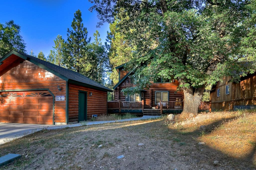 5 Star Snow Summit Cabin Hot Tub And Pool Table Cabins For Rent In Big Bear Lake California