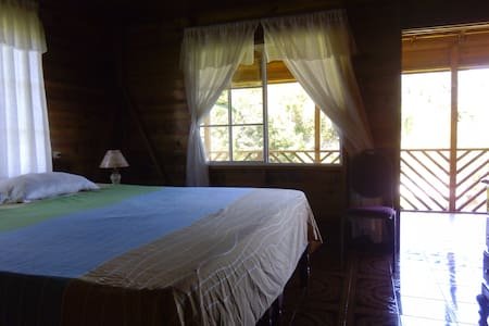 Ocean View Chalet - Double Room with Ocean View
