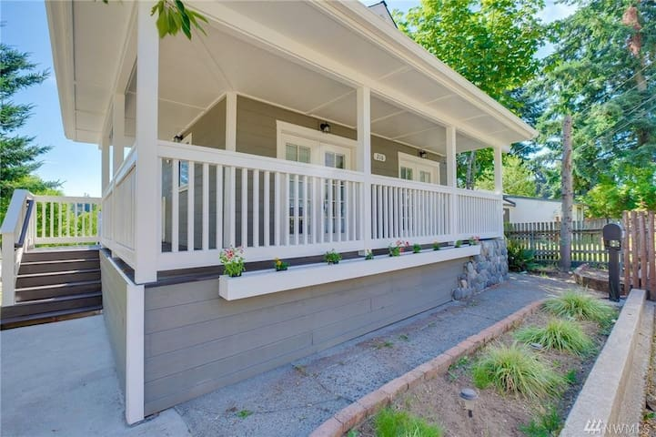3bed/2ba By Ferries & Naval Base! 30min to Seattle