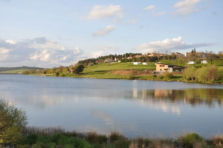 Maison de caractère dans un grand parc Lozère - Langogne