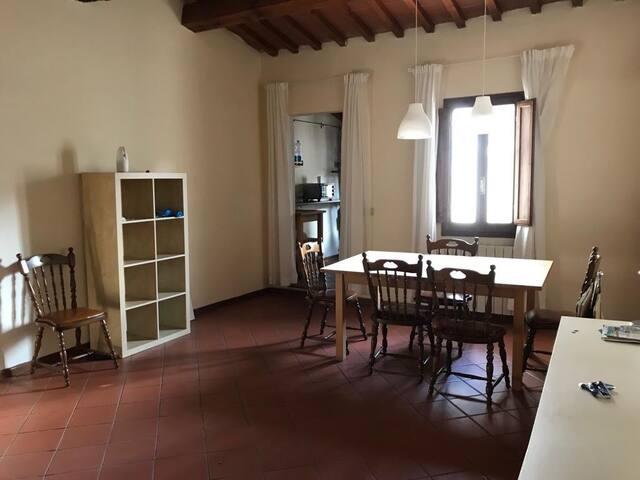 Delizioso appartamento stile fiorentino