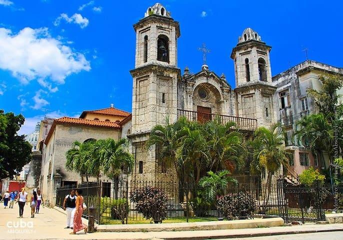 ☀ Val & May´s flat ღ Old Havana ☀ casa particular