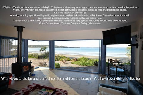 Frogmouth Cottage- Live on The Beach Experience