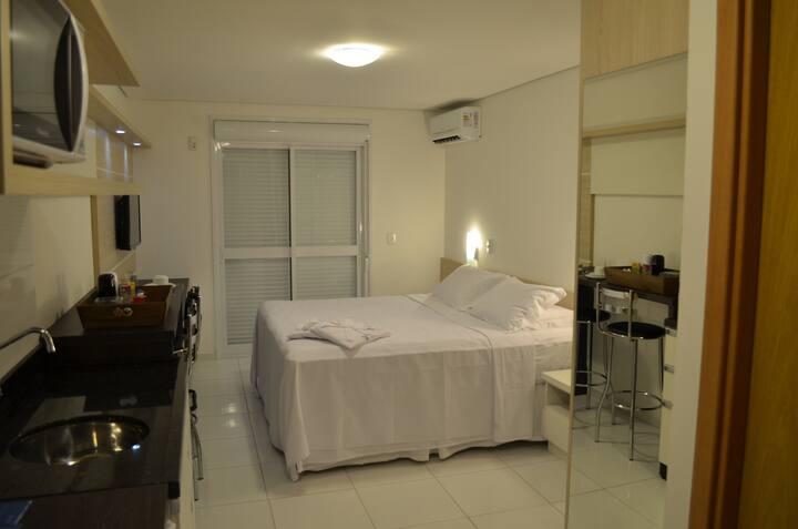 Conforto de Hotel com a privacidade da sua casa