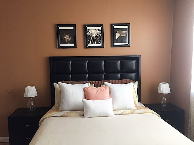 Cozy apartment for NJ or NYC visit - Newark - Talo
