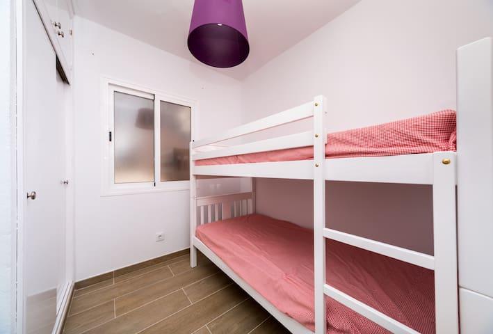Bedroom 3 (bulk bed)