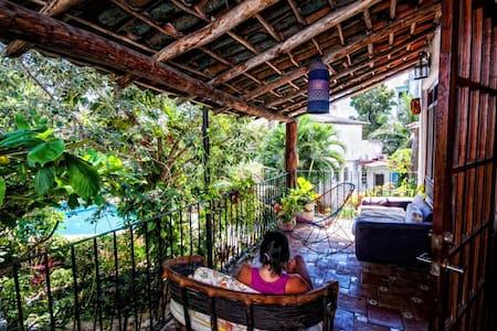 Sak Nah Guest House room 1 - Cancún