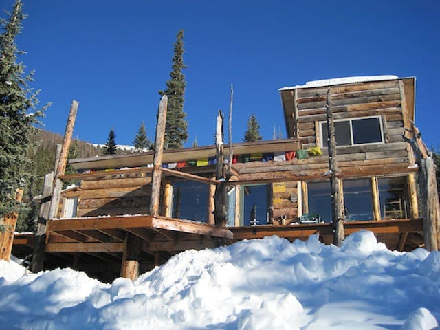 Creede Mountain Hut - Creede - Casa de campo