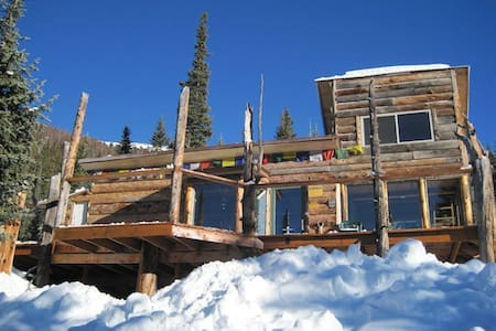 Creede Mountain Hut - Creede