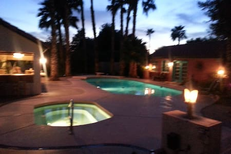 Private One Bedroom with Great Pool - Mesa