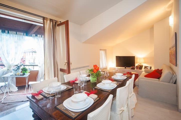 LA CASA DI LUIGI - Pisogne - Apartament
