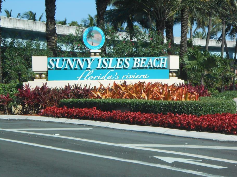SUNNY ISLES BEACH, FLORIDA RIVIERA