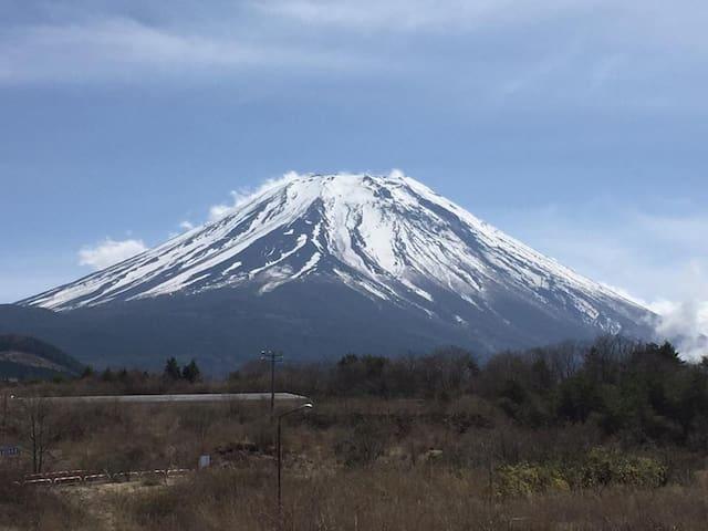 Mt Fuji guest house ROOM B