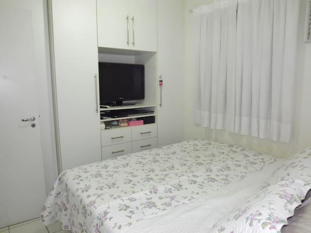 Apartamento mobiliado para copa  - Cuiabá - Apartment