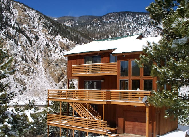 Awesome Mountain Ski House/Views/Hiking/Rafting - Georgetown - Haus