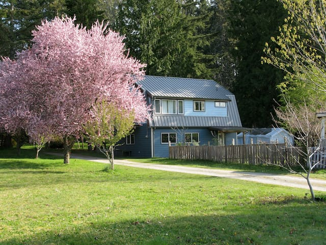 1 bdrm Private Cottage on the Beach - Powell River - Apartament