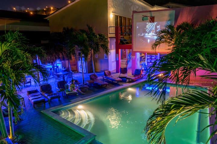 First Curacao Hostel 2