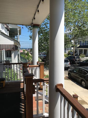 Ocean Grove, 3 min walk to beach, 2 bedroom apt - Neptune Township - Apartamento