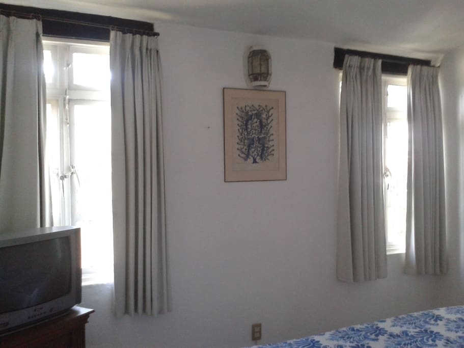 King Size Bedroom (Upstairs)