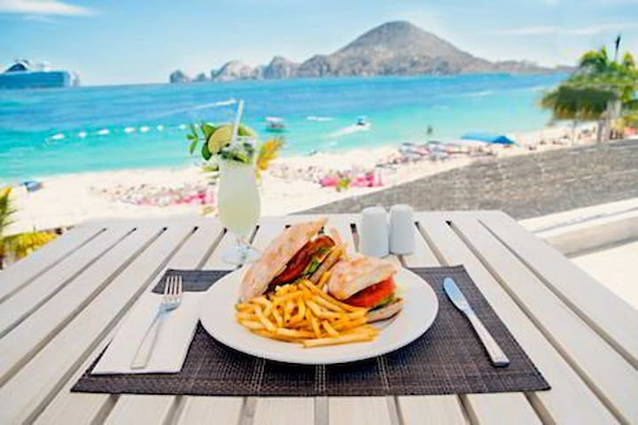 Restaurants Near Medano Beach & Downtown Cabo