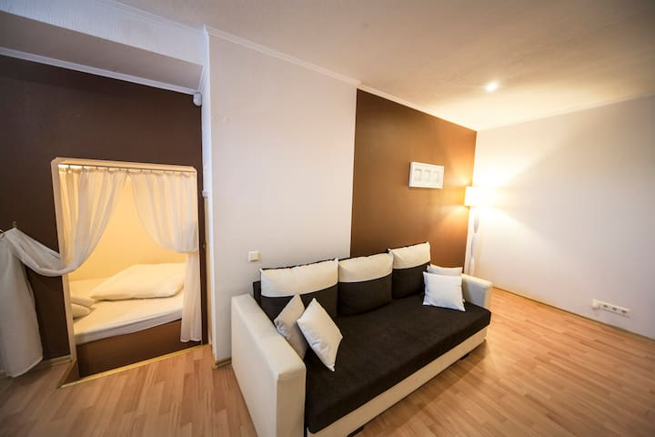 Studio apartment in Riga old town - Riga - Apartamento