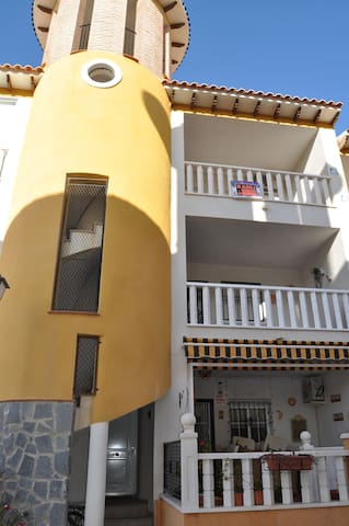 Great spacious apartment  - La Marina del Pinet