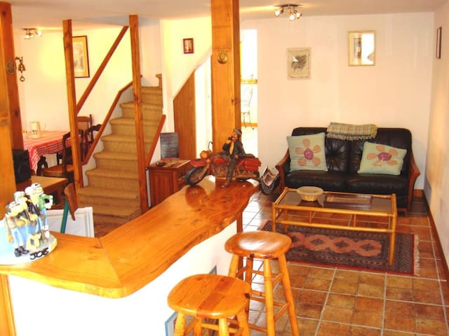 Holiday cottage sweet home 8 pers - Ravenoville - Dom