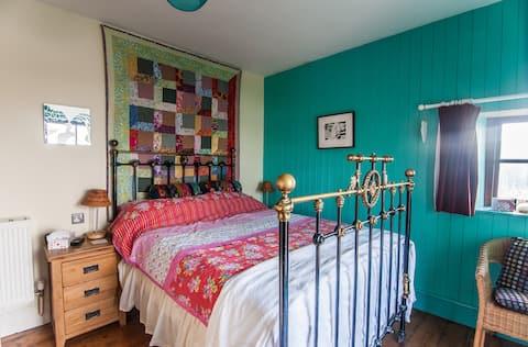 Gower Peninsula B&B Double Room!