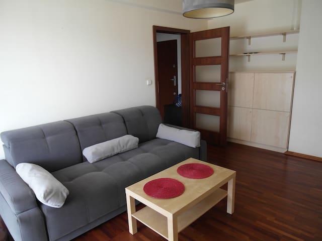 Spacious, bright apartment in Bronowice - Kraków - Flat