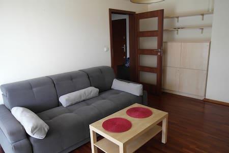 Spacious, bright apartment in Bronowice - Краков - Квартира
