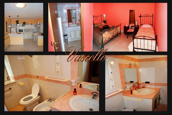 "b&b Ka Derraseza ""Vascello""  - Frascineto - Appartement"