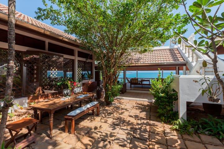 Baan Khunying - Secluded Phuket Beachfront Villa