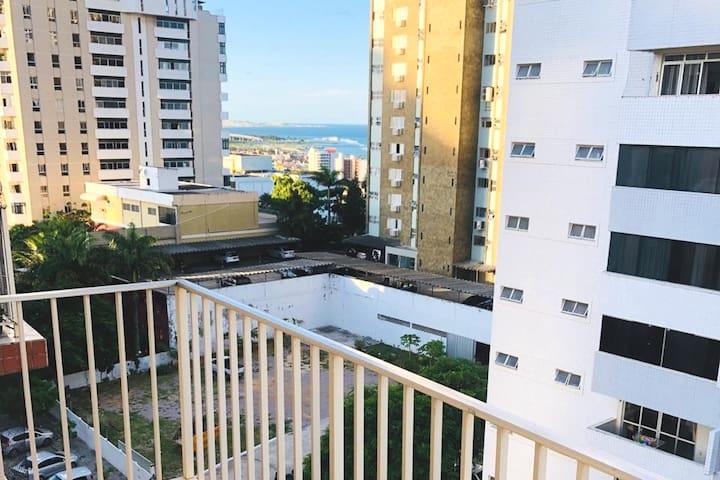 Apto lindo/preço justo em Petrópolis - Natal/RN.