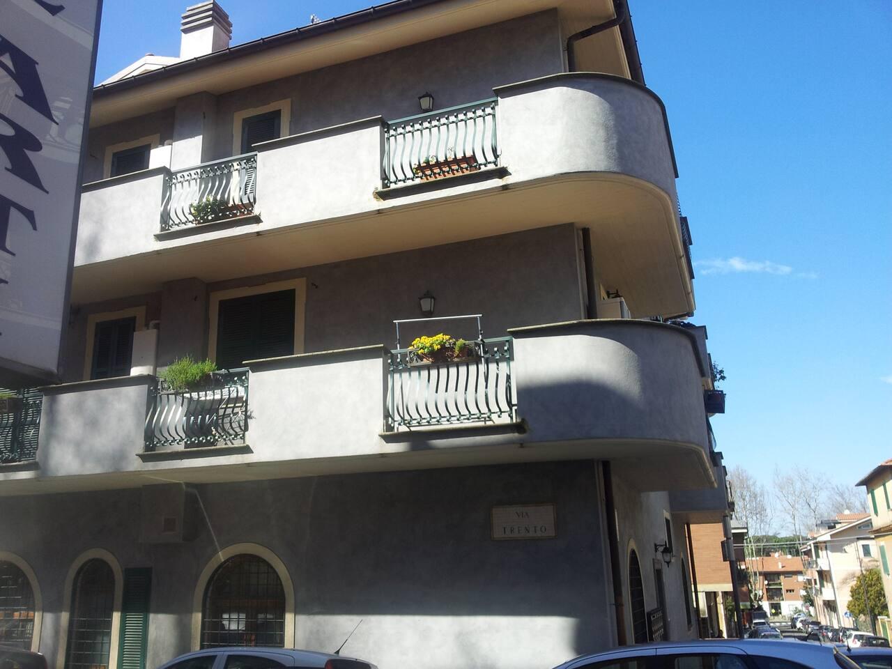 Home Sweet Home in Castelli Romani