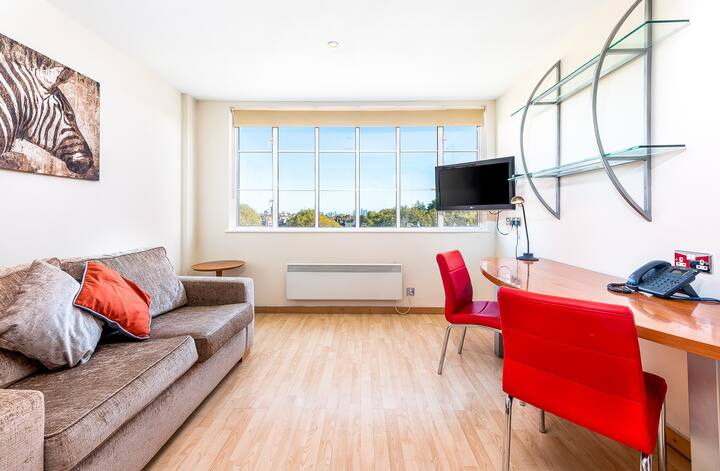 Lovely Studio Apartment in South Kensington - RH
